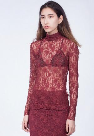 Блуза Omero. Цвет: красный