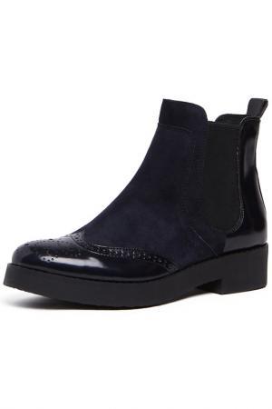 Boots BAGATT. Цвет: navy