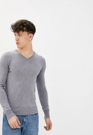 Пуловер Bakers Baker's. Цвет: серый