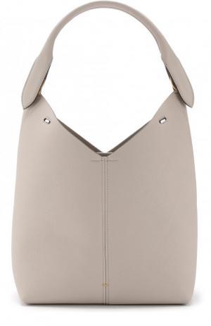 Сумка Small Build a Bag Anya Hindmarch. Цвет: серый