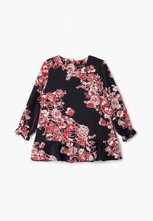 Платье Pink Kids. Цвет: черный