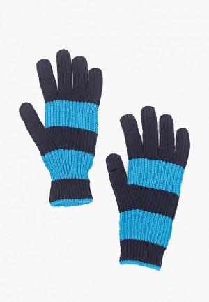 Перчатки Gap. Цвет: синий