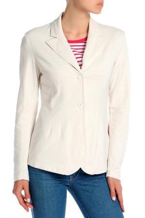 Куртка EUROPEAN CULTURE. Цвет: 0679 wolke silver