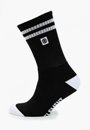 Носки Element. Цвет: черный