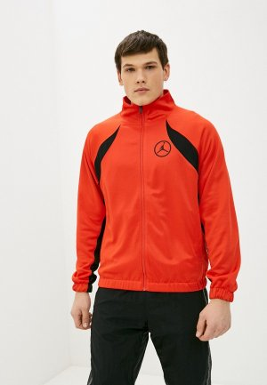 Олимпийка Jordan. Цвет: оранжевый