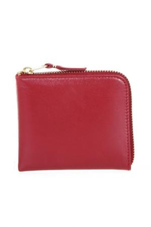 Wallets & cardholders COMME DES GARCONS. Цвет: red