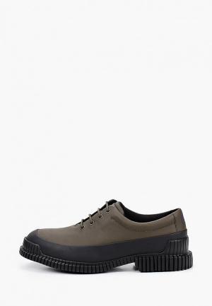 Ботинки Camper. Цвет: хаки