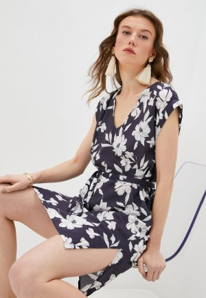 Платье пляжное Seafolly Australia. Цвет: серый