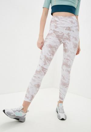 Леггинсы Guess Jeans. Цвет: бежевый