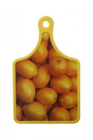 Разделочная доска ROYAL CLASSICS. Цвет: желтый