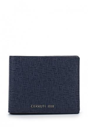 Кошелек Cerruti 1881. Цвет: синий