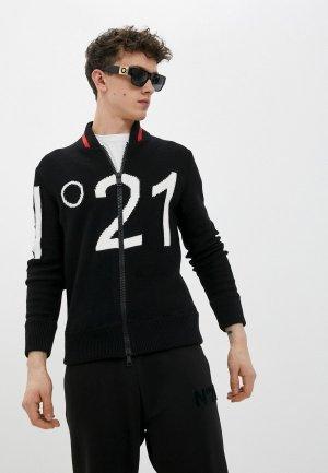 Кардиган N21. Цвет: черный