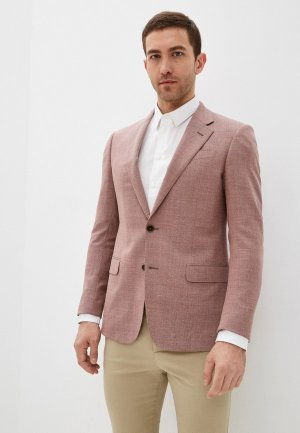 Пиджак Armani Collezioni. Цвет: розовый