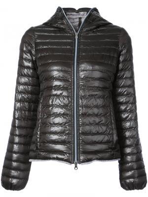 Дутая куртка Eeria Duvetica. Цвет: серый