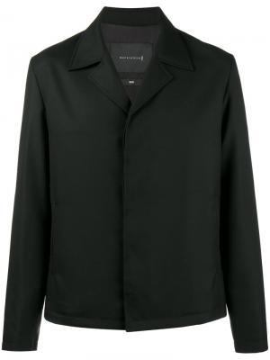 Пиджак-куртка Loro Piana Blouson Mackintosh 0001. Цвет: чёрный