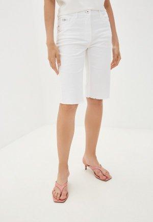 Шорты джинсовые Betty Barclay. Цвет: белый