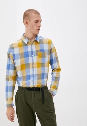 Рубашка Quiksilver. Цвет: разноцветный