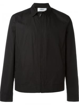 Куртка-рубашка на молнии Chalayan. Цвет: чёрный
