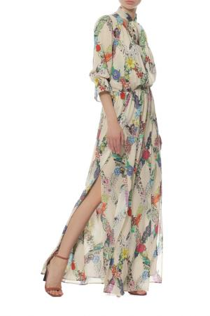 Платье Ballantyne. Цвет: бежевый