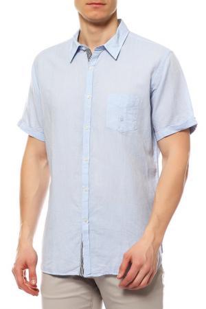 Рубашка MARINA YACHTING. Цвет: голубой