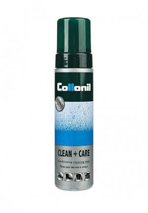 Пена для чистки и ухода Collonil. Цвет: прозрачный