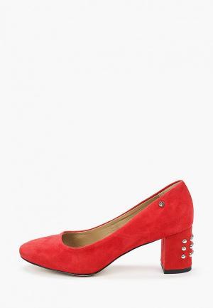 Туфли Bosccolo. Цвет: красный