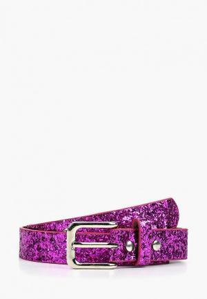 Ремень Modis. Цвет: фиолетовый