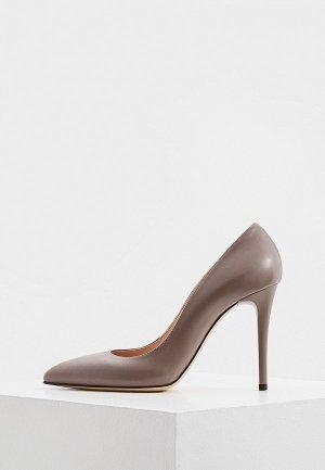 Туфли Nando Muzi. Цвет: серый