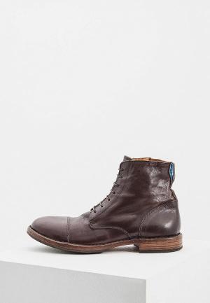 Ботинки Moma. Цвет: коричневый