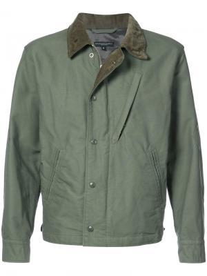 Куртка NA2 Engineered Garments. Цвет: зелёный