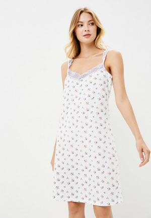 Сорочка ночная Vis-a-Vis. Цвет: белый