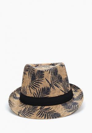 Шляпа Modis. Цвет: бежевый
