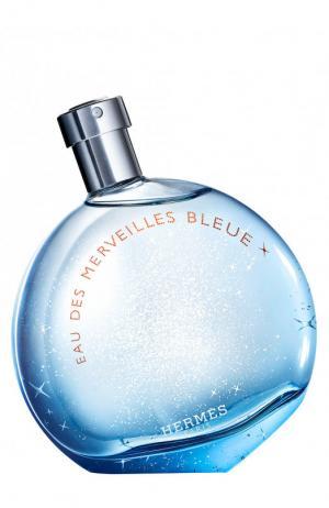 Туалетная вода Eau des Merveilles Bleue Hermès. Цвет: бесцветный