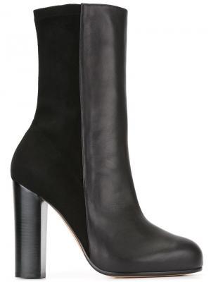 Ботинки Lindsay Jean-Michel Cazabat. Цвет: чёрный