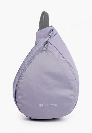 Рюкзак Columbia. Цвет: фиолетовый