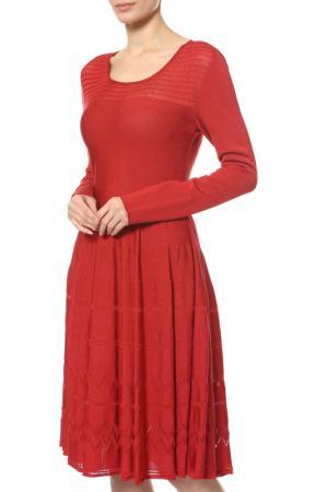 Платье Lil pour lAutre l'Autre. Цвет: красный