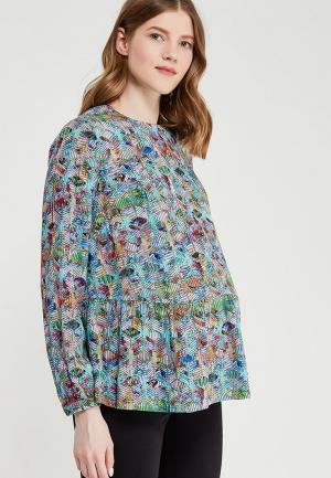 Блуза BuduMamoy. Цвет: разноцветный