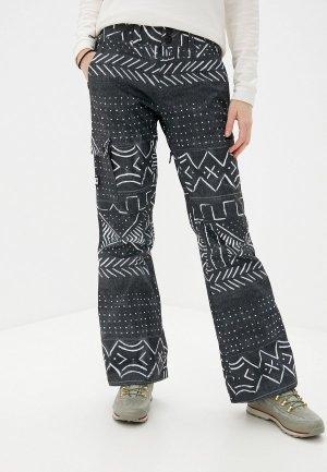 Брюки горнолыжные DC Shoes. Цвет: серый