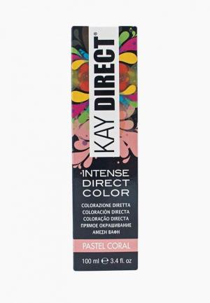 Краска для волос KayPro. Цвет: коралловый