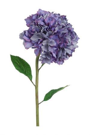 Цветок Гортензия 86 см ГЛАСАР. Цвет: бежевый