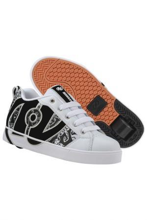 Роликовые кроссовки HEELYS. Цвет: белый