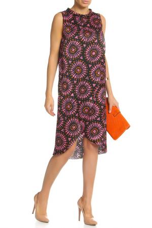 Платье CHAPURIN. Цвет: принт