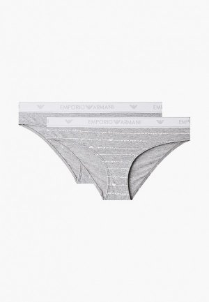 Комплект Emporio Armani. Цвет: серый