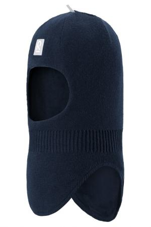 Шапка-шлем REIMA. Цвет: синий