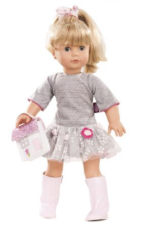 Кукла Джессика Gotz. Цвет: серый