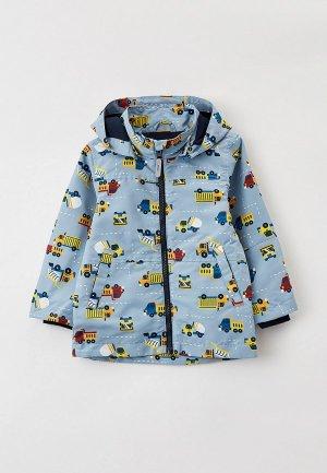Куртка Name It. Цвет: голубой