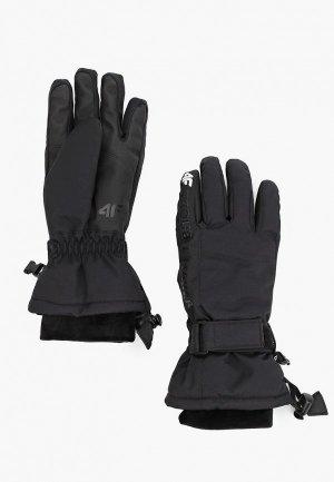 Перчатки 4F. Цвет: черный