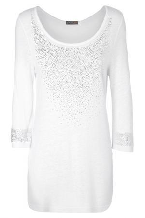 Пуловер Apart. Цвет: белый