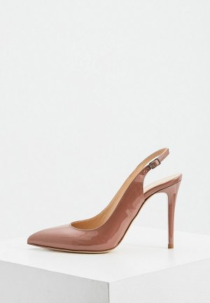 Туфли Nando Muzi. Цвет: коричневый