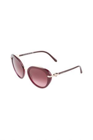 Очки солнцезащитные BVLGARI. Цвет: top marc on violet